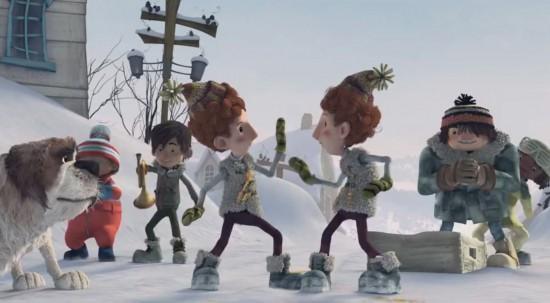 Les personnages de La Guerre des Tuques 3D