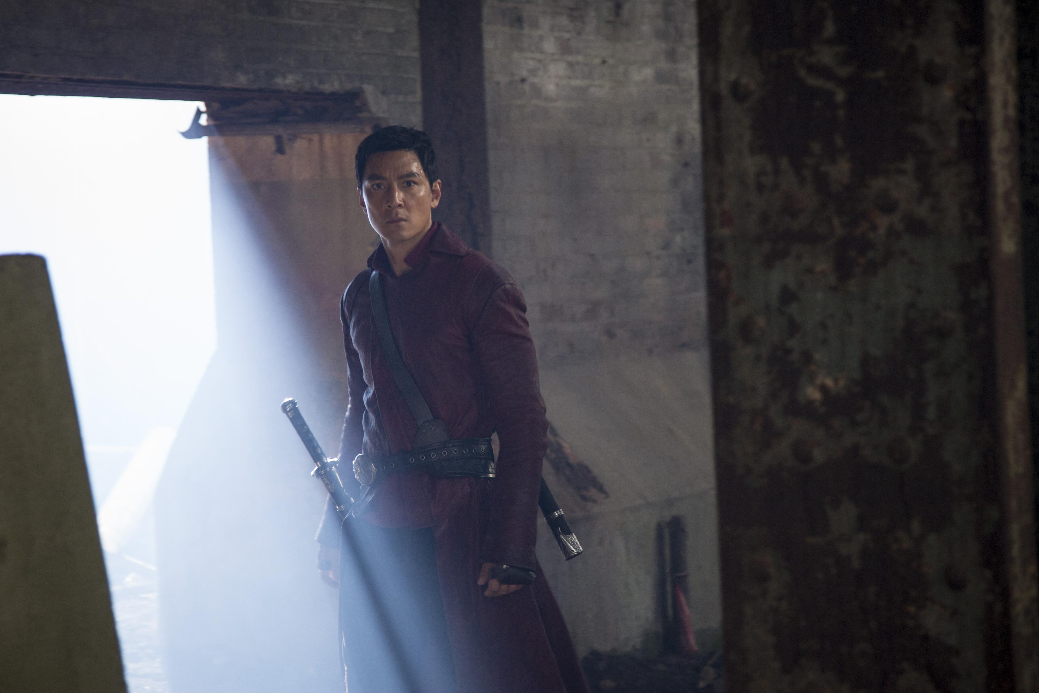 Daniel Wu / Sunny - Into the Badlands Saison 1 Épisode 2 - Crédit Photo : Patti Perret/AMC