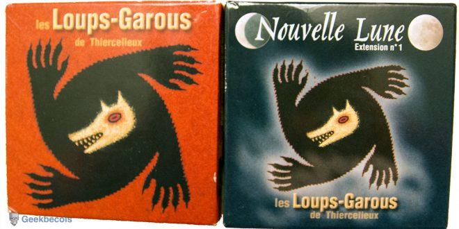 Boitiers Loups-Garous