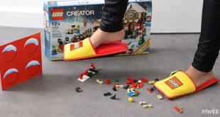 LEGO pantoufle