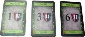 Dominion - cartes Victoire