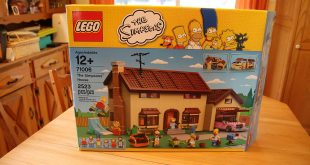 Maison LEGO The Simpsons