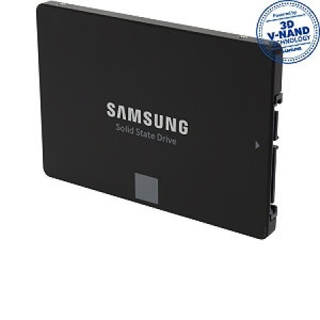Samsung (850 EVO) - Disque dur électronique (SSD) SATA 6 Gbit/s 500 Go de 2,5 po
