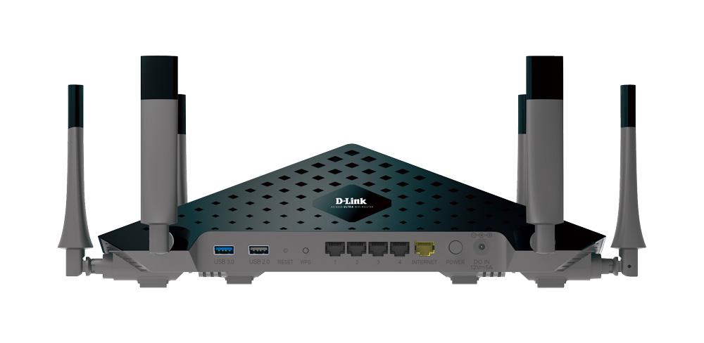 D-Link DIR-890L - dos