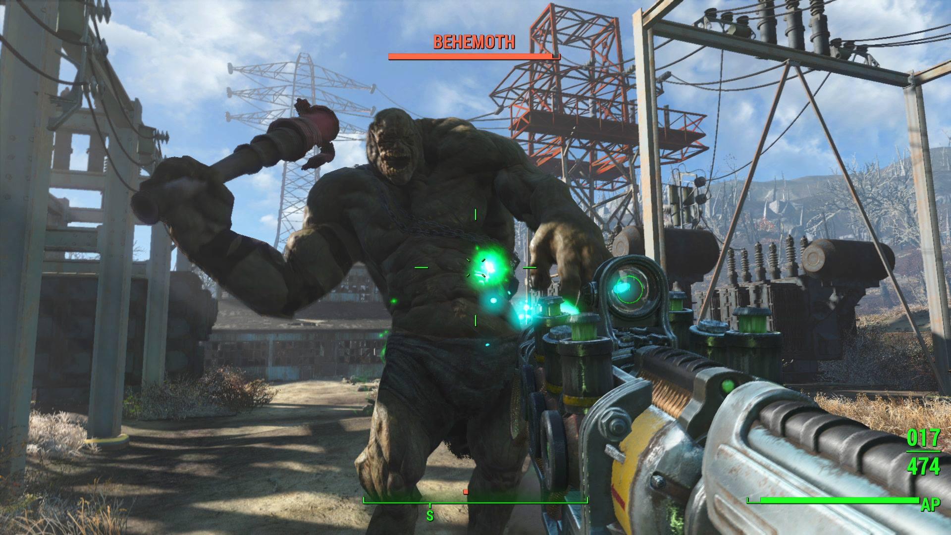 Fallout 4 : Retour vers le futur post-apocalyptique