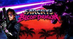 Farcry blood dragon