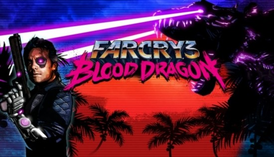 FarCry: Blood Dragon - PlayStation Plus décembre 2015
