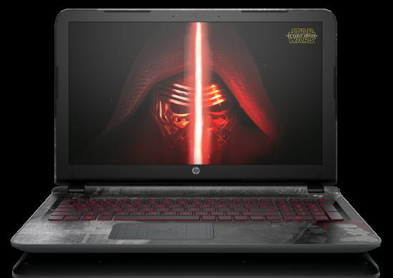 Ordinateur portable HP Star Wars Édition Spéciale