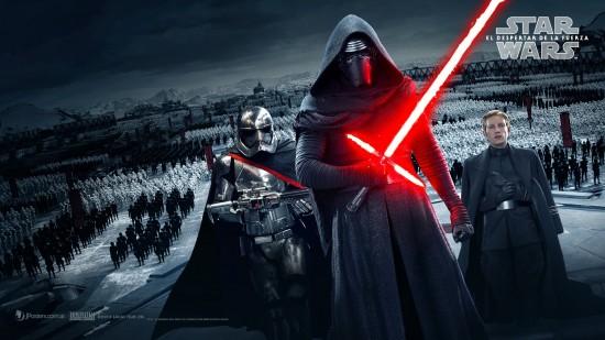 Kylo Ren - Star Wars Le Réveil de la Force