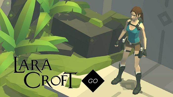 Lara Croft GO - Meilleur jeu mobile/portable
