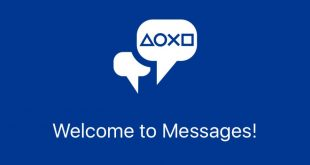 PlayStation Messages - banner