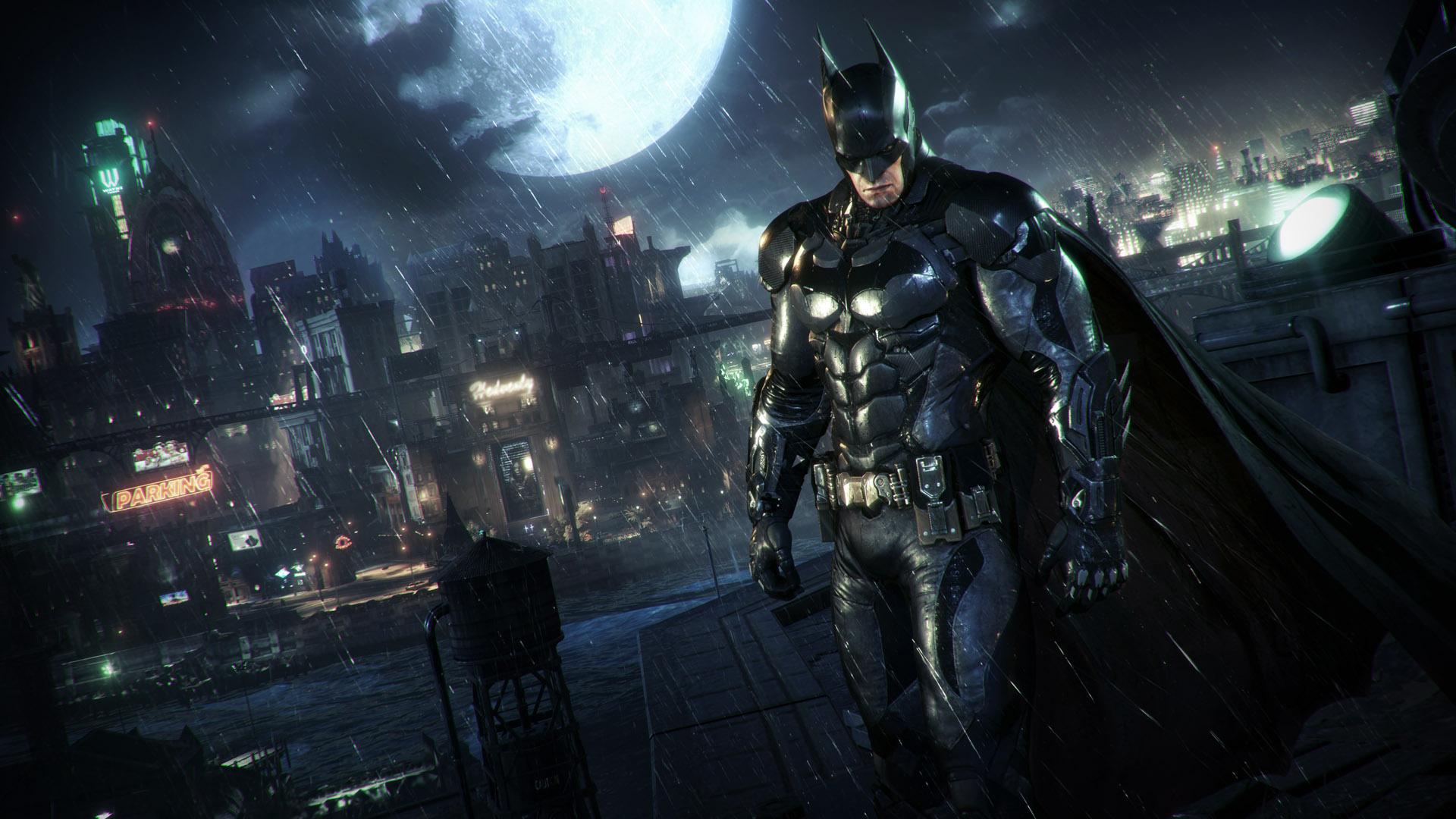 Batman Arkham Knight - Top 5 des meilleurs jeux de 2015!