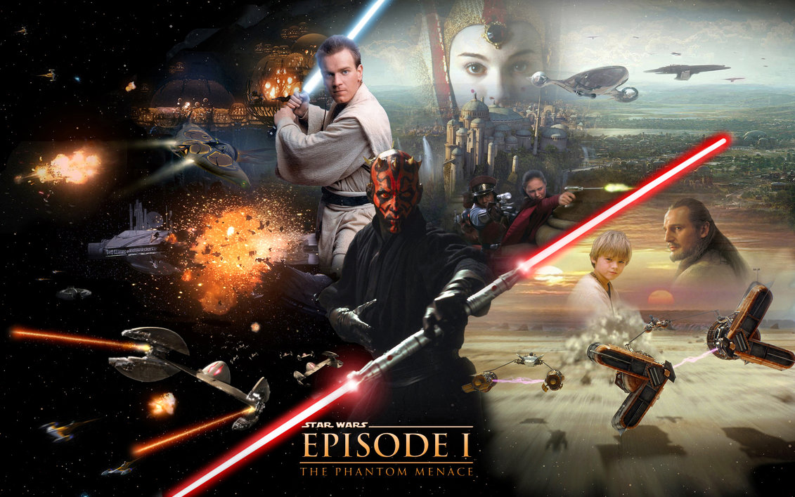 Star Wars - Episode I : The Phantom Menace