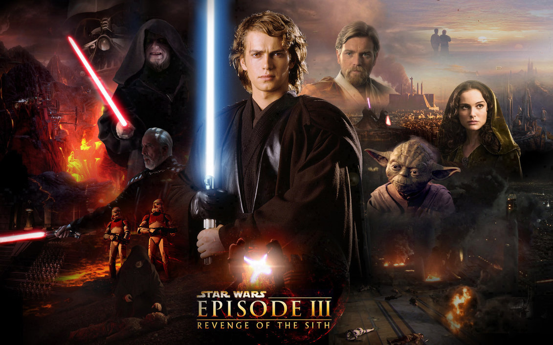 Star Wars - Episode III : Revenge of the Sith