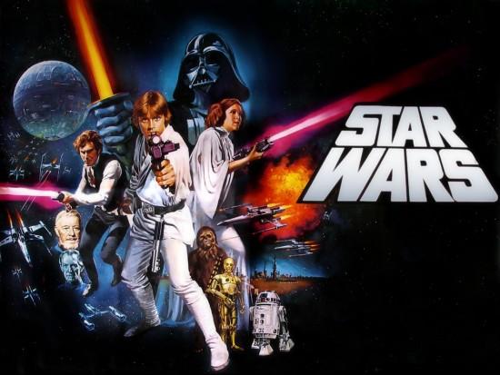 Star Wars - Episode IV : A New Hope