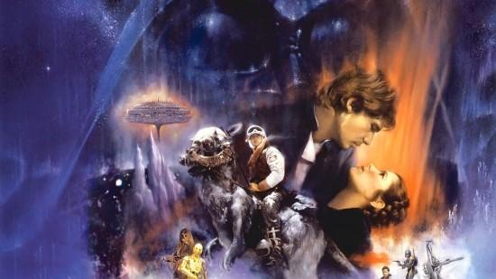 Star Wars - Episode V : The Empire Strikes Back