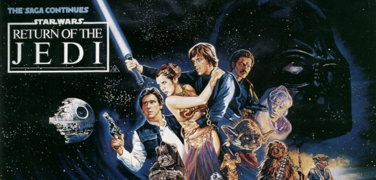 Star Wars - Episode VI : Return of the Jedi