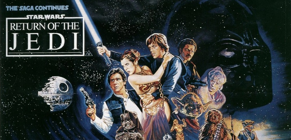 Star Wars - Episode VI : Return of the Jedi