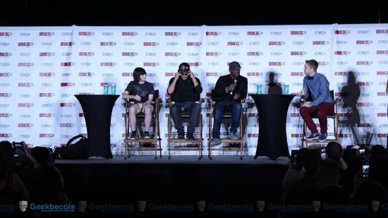 Fan Expo Toronto 2015 - The Walking Dead