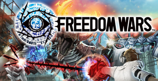 Freedom Wars - PlayStation Plus décembre 2015