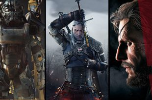 nominées game awards 2015