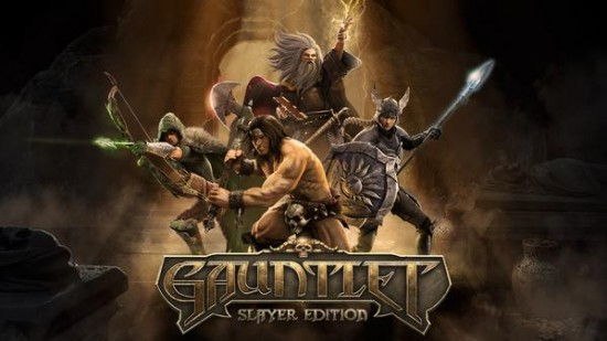 Gauntlet Slayer Edition - PlayStation Plus décembre 2015