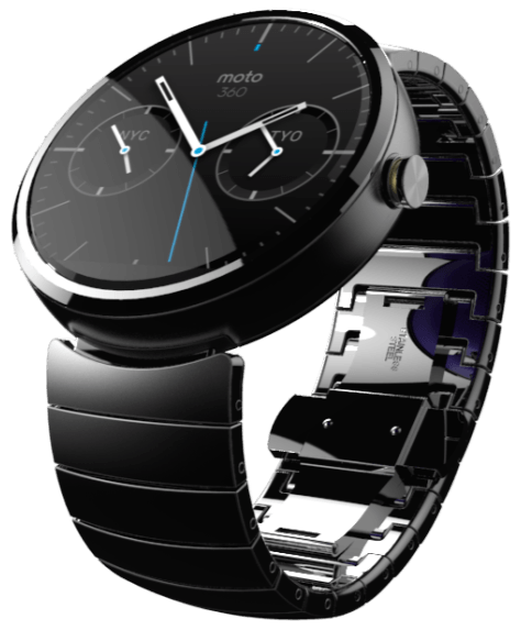 Moto 360 | Exclusivité Best Buy