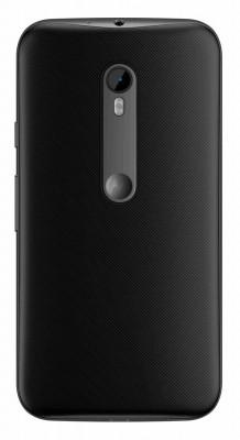 Moto G 3 (2015) - dos noir