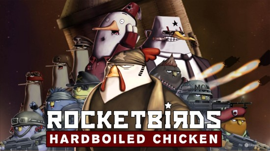 Rocketbirds: Hardboiled Chicken - PlayStation Plus décembre 2015