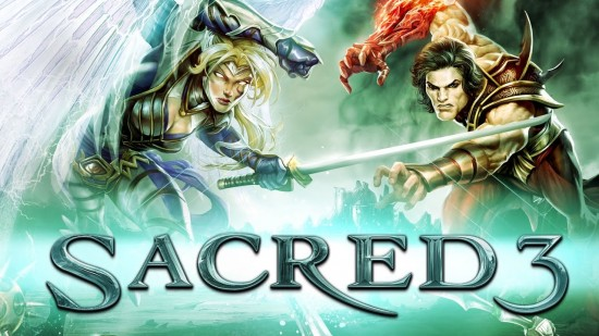 Sacred 3 - Games with Gold décembre 2015