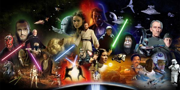 Top 6 Star Wars