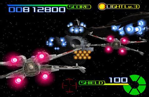 Star Wars Trilogy Arcade (Arcade, 1999) - Top 5 des meilleurs jeux Star Wars