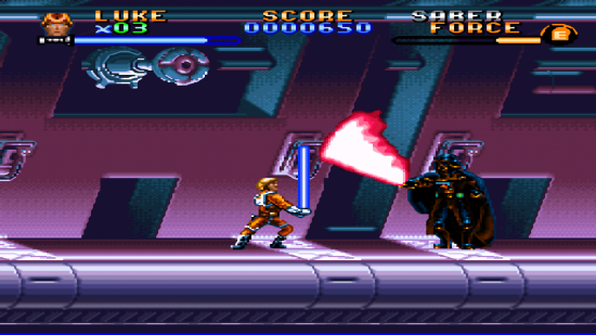 Super Empire Strikes Back (SNES, 1993) - Top 5 des meilleurs jeux Star Wars