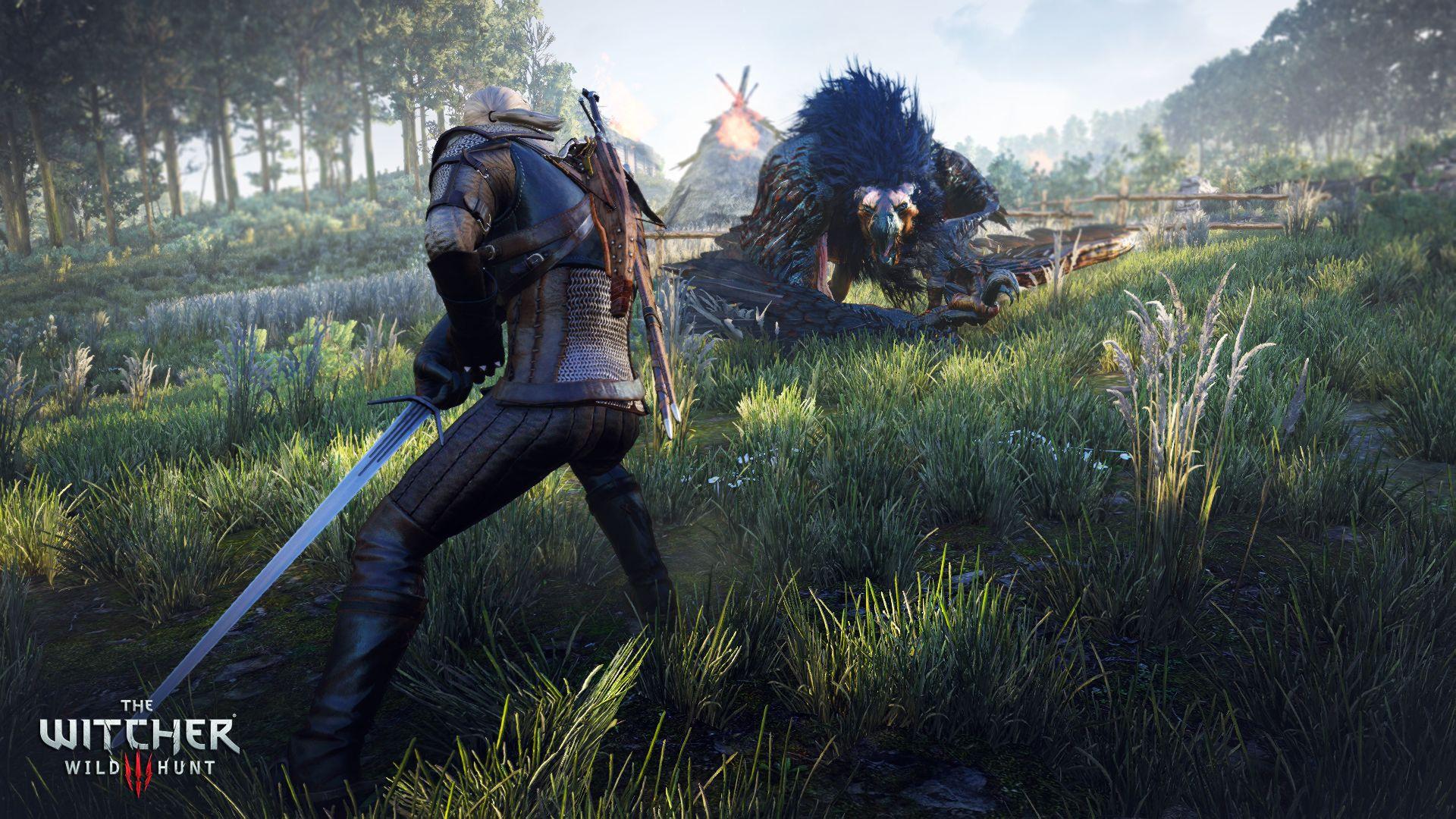 The Witcher 3 Wild Hunt - Top 5 des meilleurs jeux de 2015!