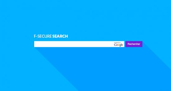 Recherche sécurisée Freedome