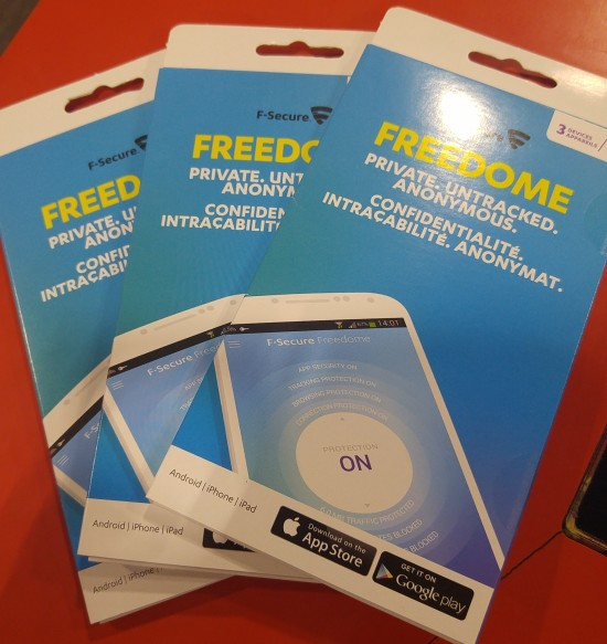 Freedome par F-Secure
