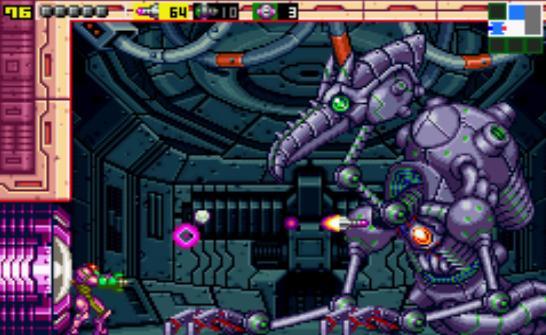 Metroid : Zero Mission