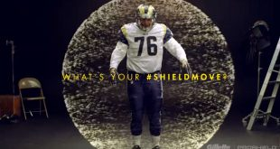 Rodger Saffold - The Forcefield | ShieldMove