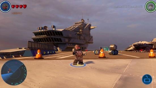 LEGO® Marvel's Avengers sur Wii U - Nintendo eShop