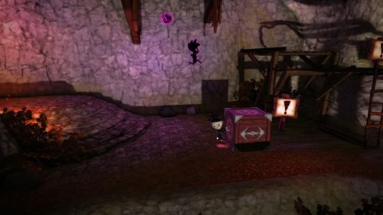 Shadow Puppeteer sur Wii U