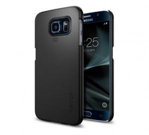 Coque noir pour Galaxy S7
