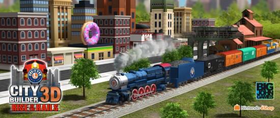 Lionel City Builder 3D : Rise of the Rails