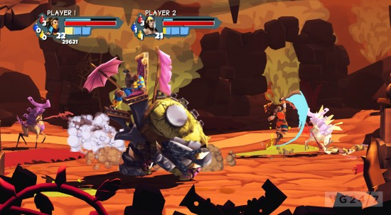Sacred Citadel | Games with Gold février 2016