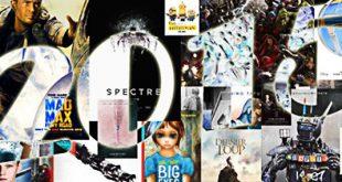 Top 5 meilleurs films 2015