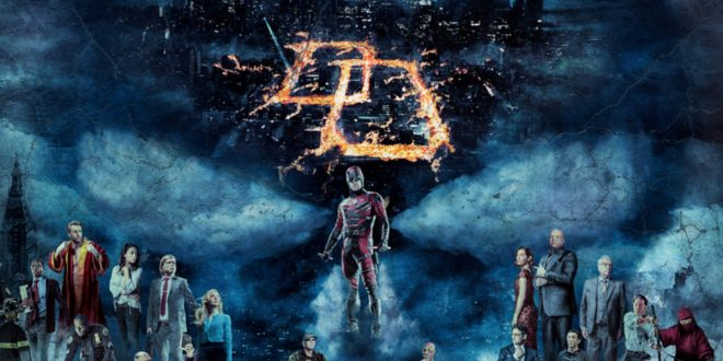 Daredevil saison 2 bande-annonce