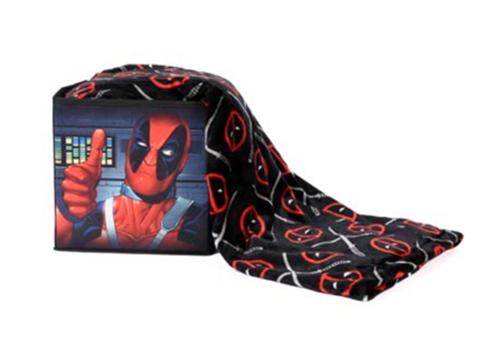 10 Idées Cadeaux geek pour la Saint-Valentin - Couverture Deadpool