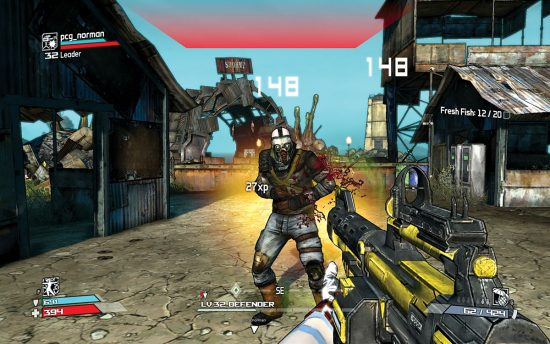 Borderlands | Games with Gold mars 2016