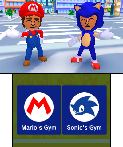 Mario & Sonic at the Rio 2016 Olympic Games (3DS) - Nintendo 17 mars 2016