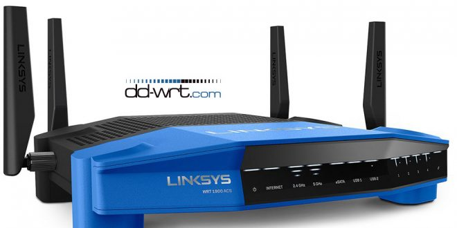 Installer DD-WRT sur un WRT1900ACS