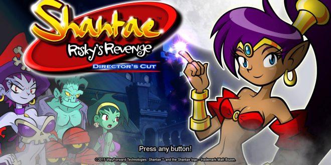 Shantae Risky Revenge (Wii U) | Nintendo 24 mars 2016